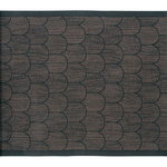 Lapuan Kankurit Paanu sauna cover 48 x 60 cm, black-brown