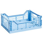 HAY Colour crate, M, light blue