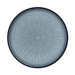 Iittala Essence plate 21,1 cm, dark grey