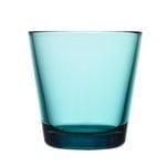 Iittala Kartio juomalasi 21 cl, 2 kpl, merensininen
