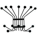 Maze Bill coat rack, L, black