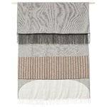 Form & Refine Aymara huopa, 190 x 130 cm, kuosi Grey