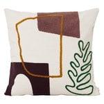 Ferm Living Mirage cushion, Leaf