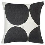 Marimekko Kivet cushion cover 50 x 50 cm, off white - black