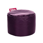 Fatboy Pouf rotondo Point, viola scuro