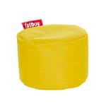 Fatboy Pouf rotondo Point, giallo