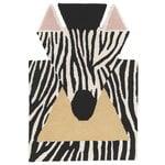 EO Zebra rug