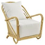 Sika-Design Charlottenborg Exterior tuoli, luonnonvärinen - valkoinen