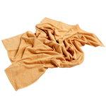 Hay Frotte towel 150 x 100 cm, warm yellow