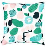 Kauniste Tutti Frutti tyynynpäällinen, vaaleanvihreä