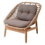 Cane-line String nojatuoli, luonnonvärinen - taupe