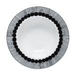Marimekko Oiva - Siirtolapuutarha deep plate 20 cm
