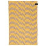 Iittala Iittala tea towel, linen - yellow
