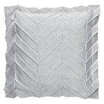 Iittala Iittala X Issey Miyake Zigzag cushion cover, light grey
