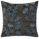 Klaus Haapaniemi Iceflower cushion cover, velvet, green