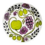 Arabia Paratiisi plate 21 cm, purple