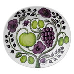 Arabia Paratiisi plate, oval 25 cm, purple
