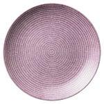 Arabia 24h Avec plate 26 cm, purple