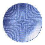 Arabia 24h Avec plate 20 cm, blue