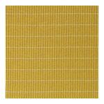 Woodnotes Line matto, keltainen - vaalea hiekka