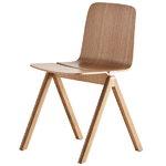 Hay Copenhague tuoli, lakattu tammi