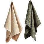 Hay S&B Tea towels, 2 pcs, No. 6 ballpoint scribble