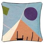 Finarte Zeniitti cushion cover 50 x 50 cm, blue