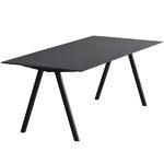 Hay CPH10 pöytä 160x80 cm, musta tammi