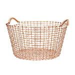 Korbo Wire basket Classic 35, copper