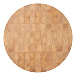 Ferm Living Chess cutting board, round, large