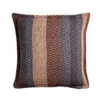 Røros Tweed Fri cushion, 60 x 60 cm, By the Fire