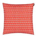 Marimekko Alku cushion cover 45 x 45 cm, white - red