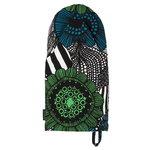 Marimekko Pieni Siirtolapuutarha oven mitten,  white - green - black