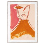 Paper Collective Pink Portrait poster