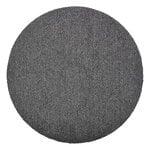 VM Carpet Viita pyöreä matto, musta