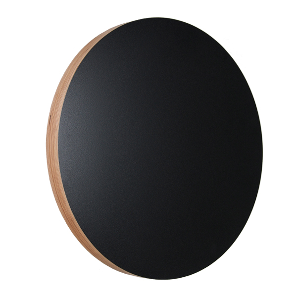 Kotonadesign lavagna magnetica rotonda nera finnish for Lavagne magnetiche ikea