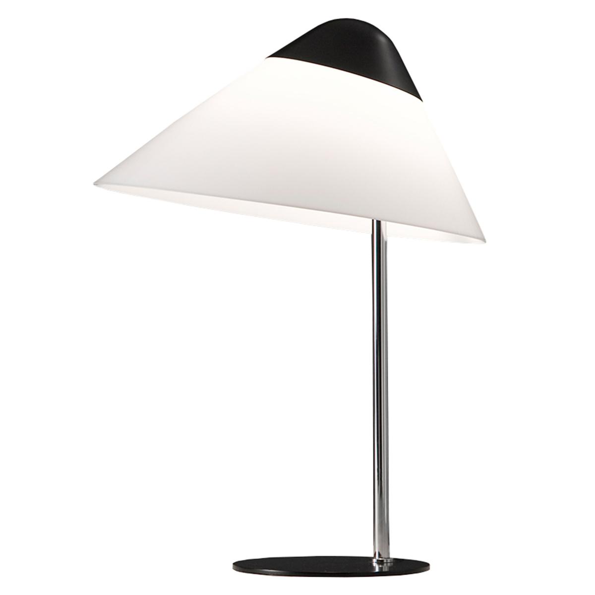 Pandul Opala Midi Table Lamp, Black