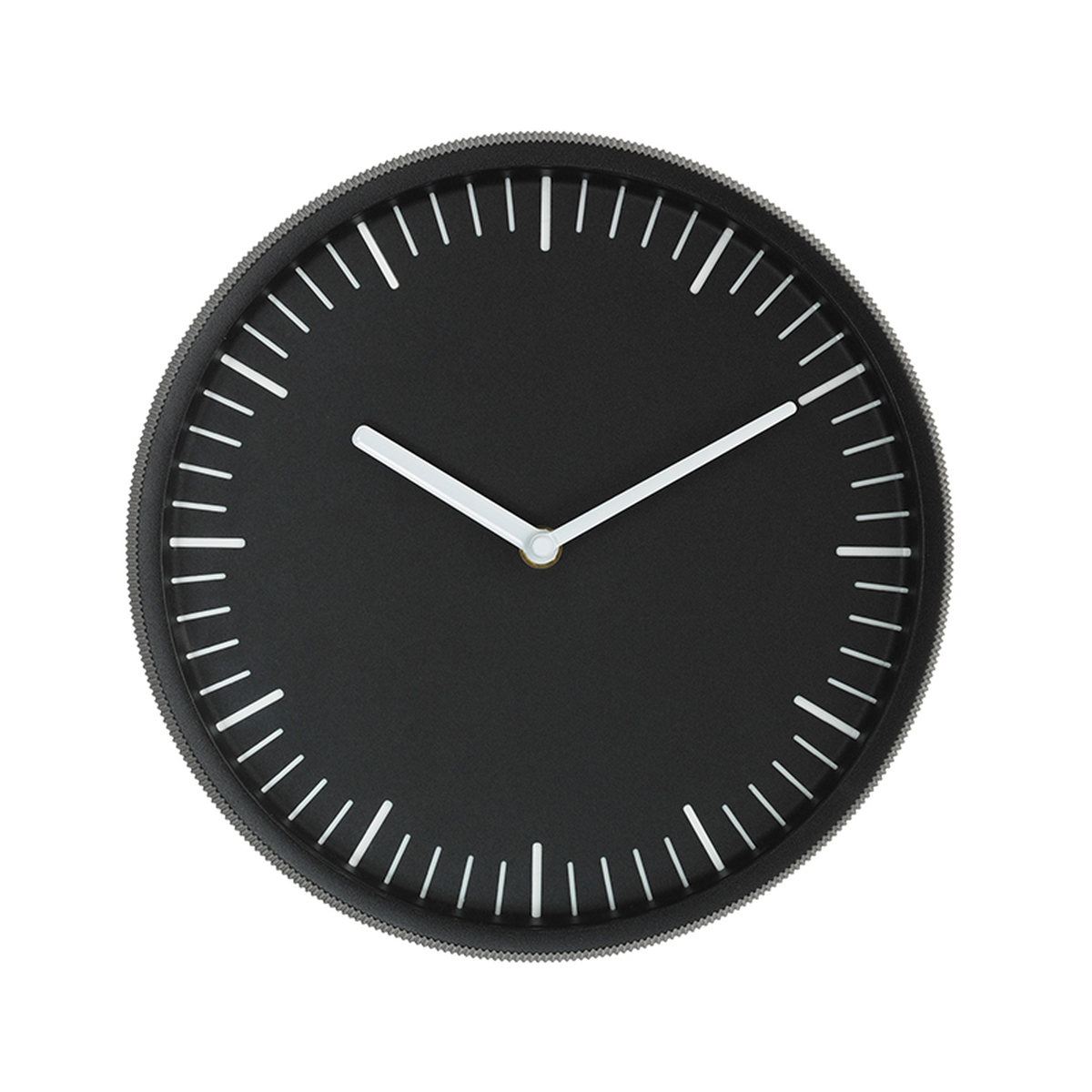 Normann copenhagen day wall clock black finnish design shop amipublicfo Images