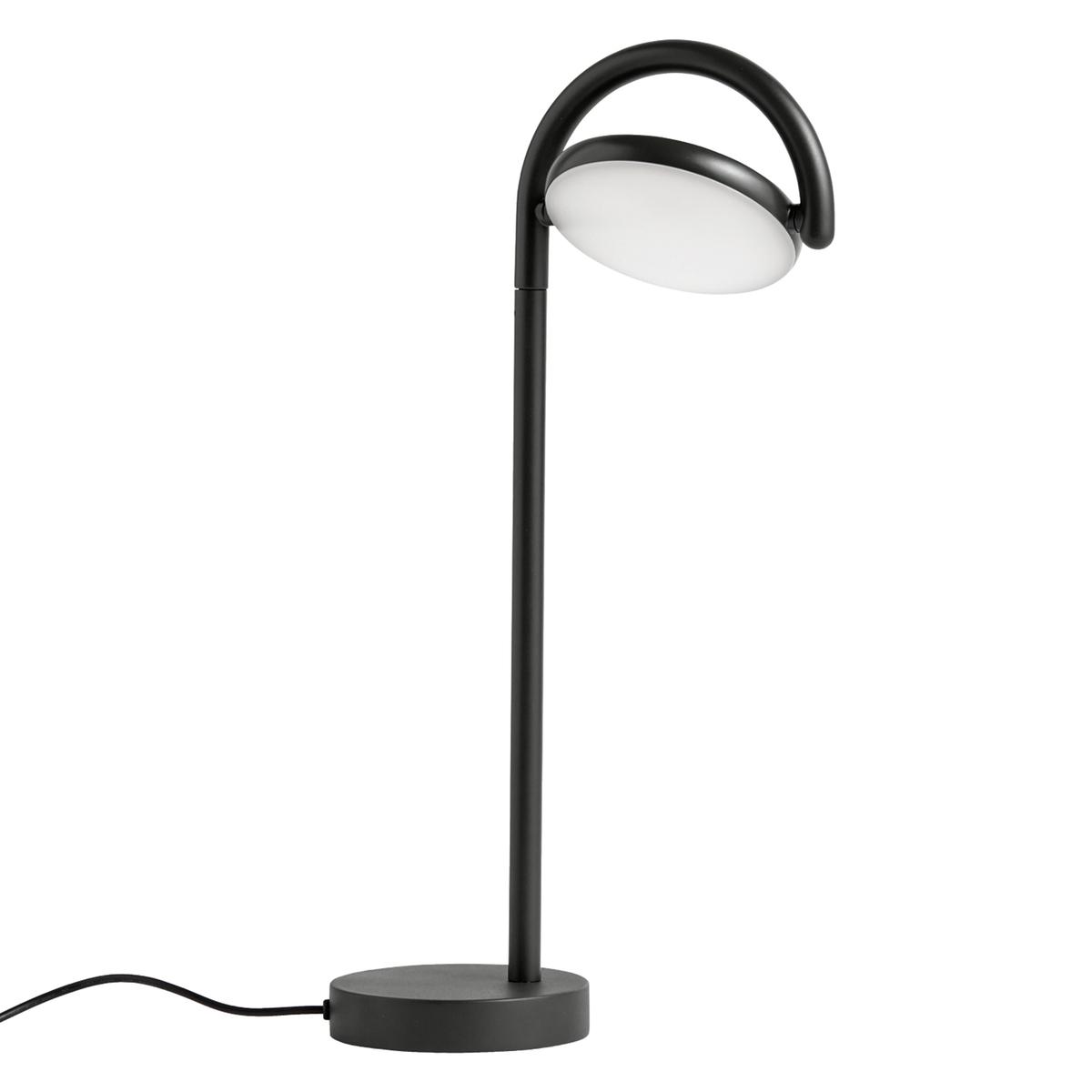 Hay marselis table lamp black finnish design shop