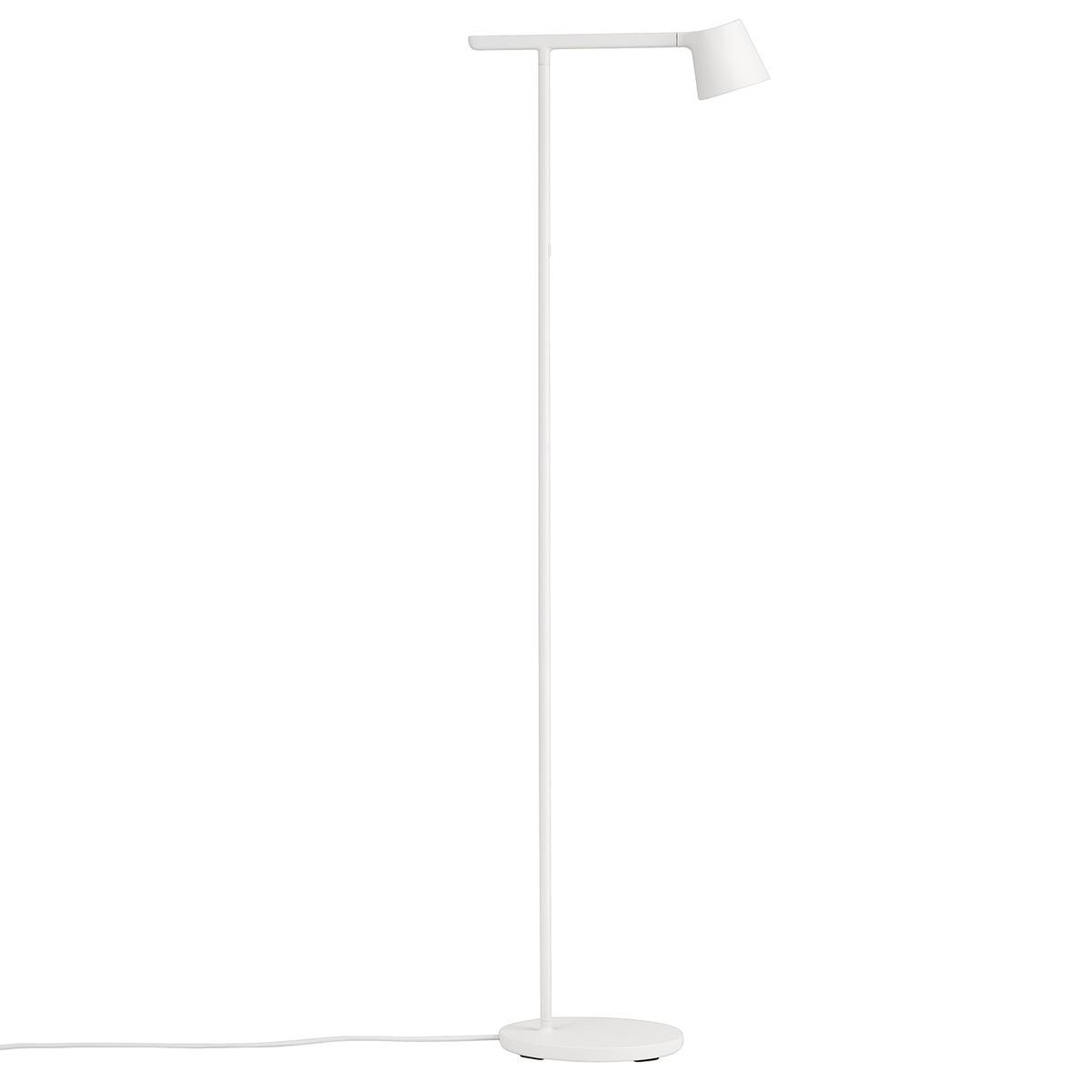 Muuto Tip Floor Lamp, White