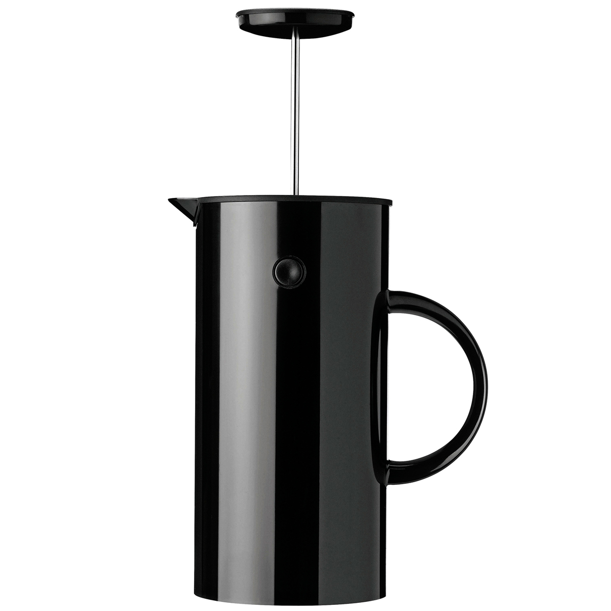 Stelton Em Press Coffee Maker Black
