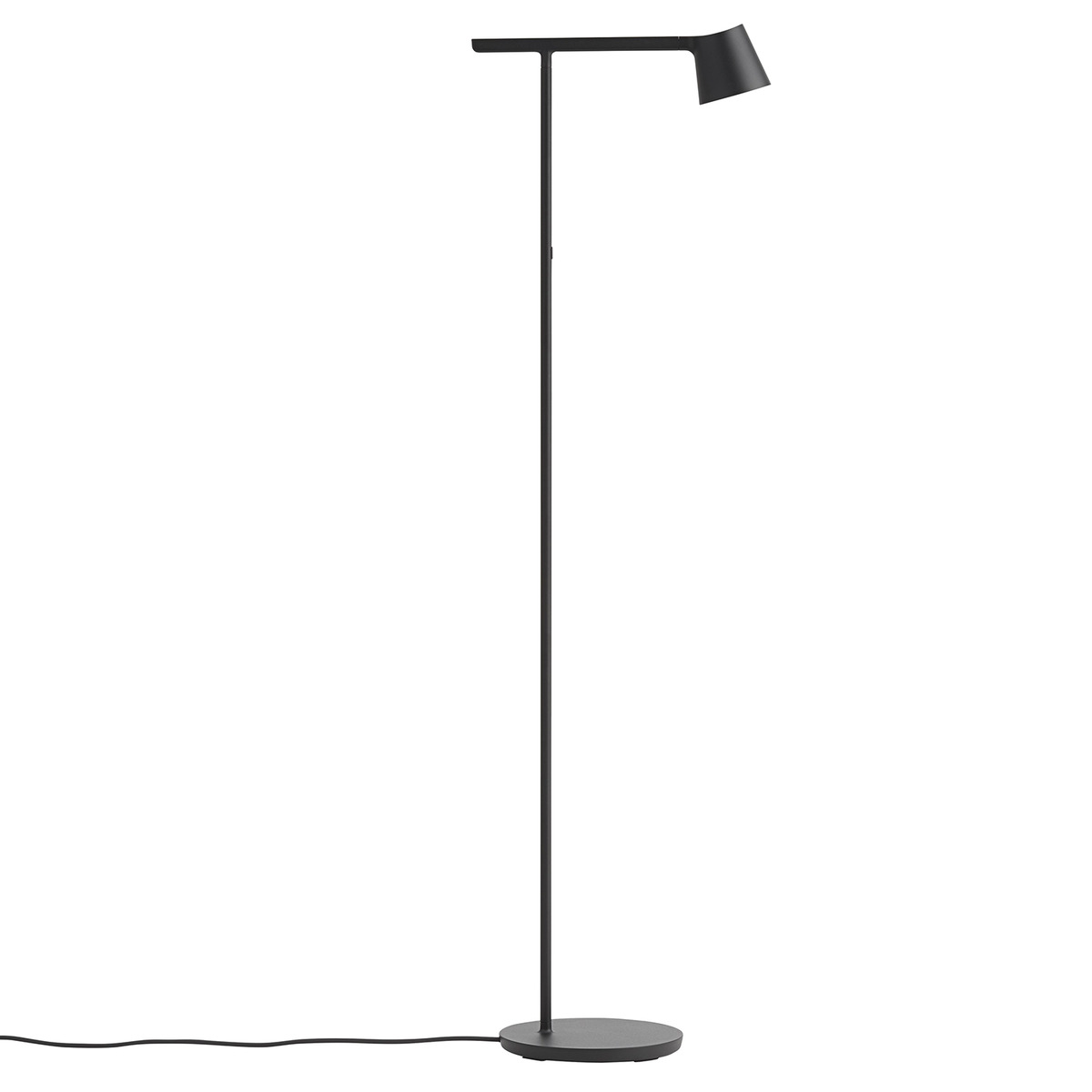 Muuto Tip Floor Lamp, Black