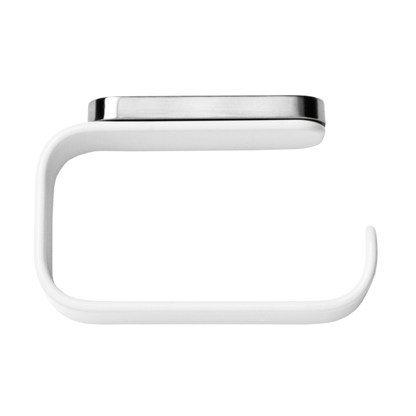 White Kitchen Roll Holder menu toilet roll holder, white | finnish design shop