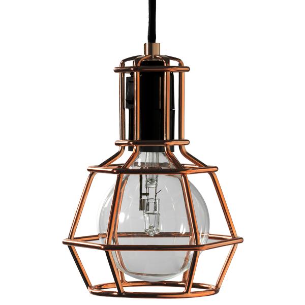 Design House Stockholm Work Lamp Copper Finnish Design Shop