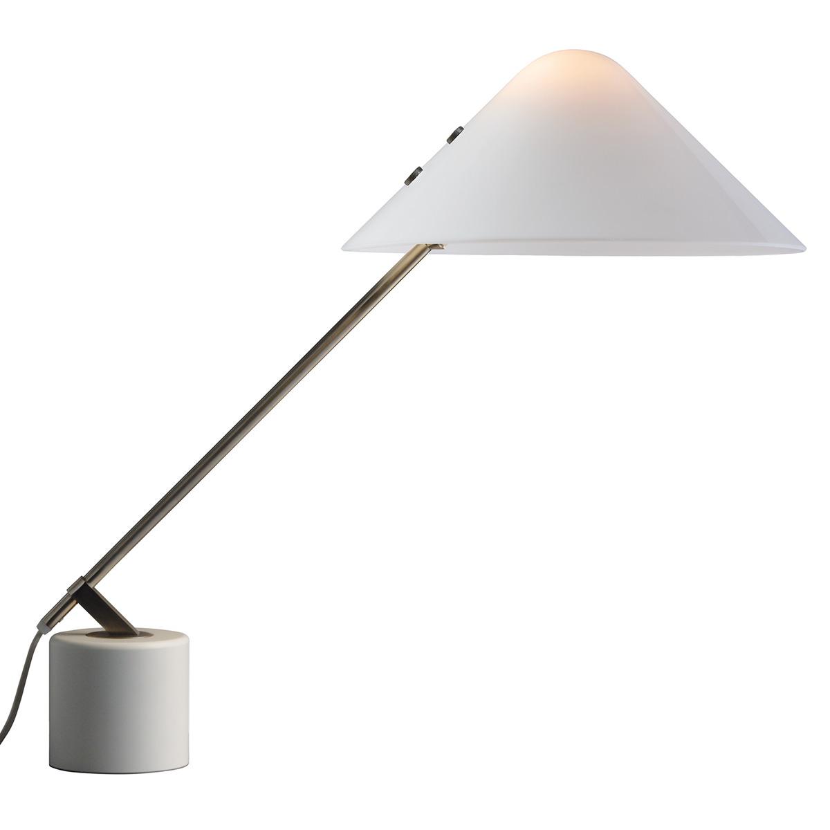 Pandul Swing Vip Table Lamp, Opal