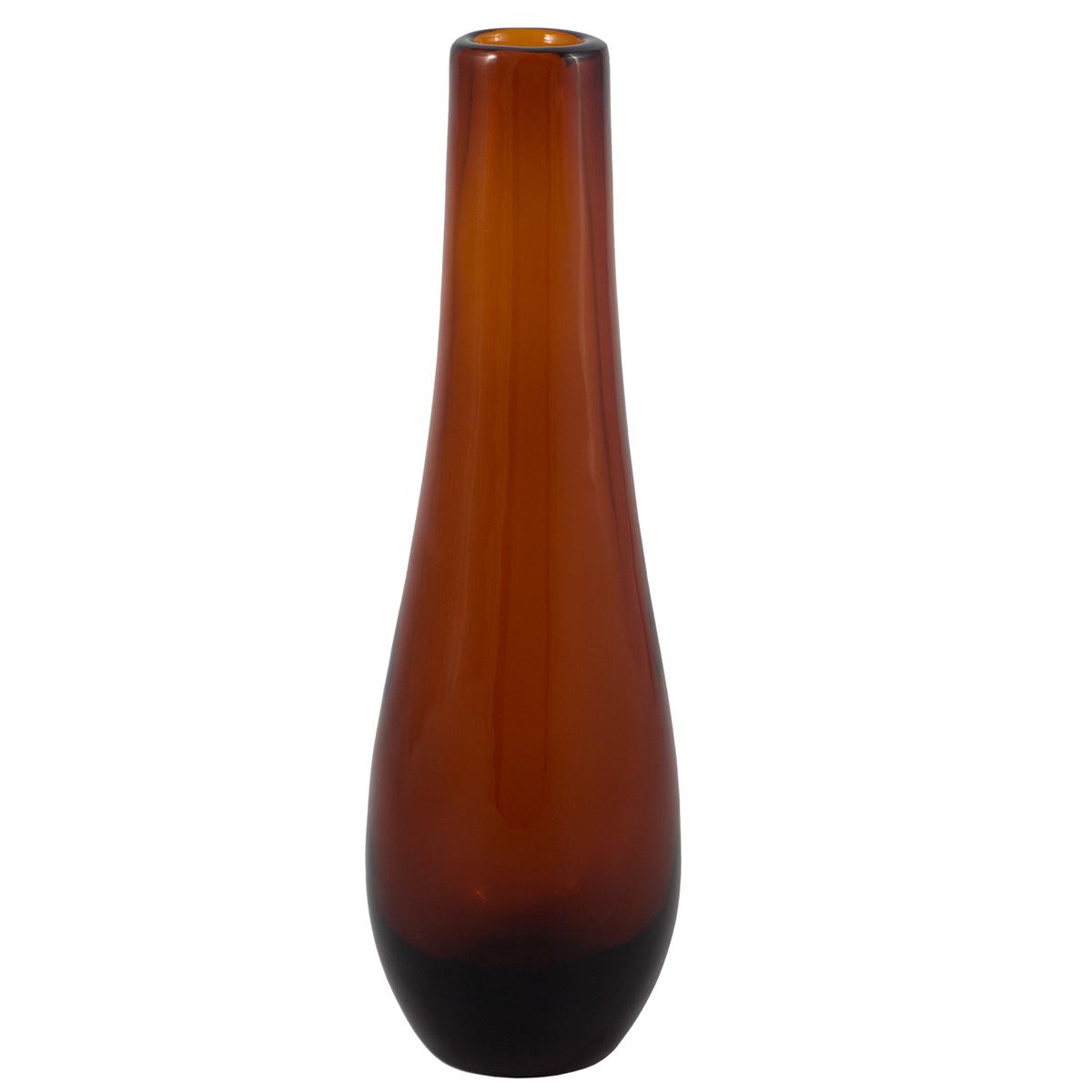 Klassik studio knox 33 vase amber finnish design shop