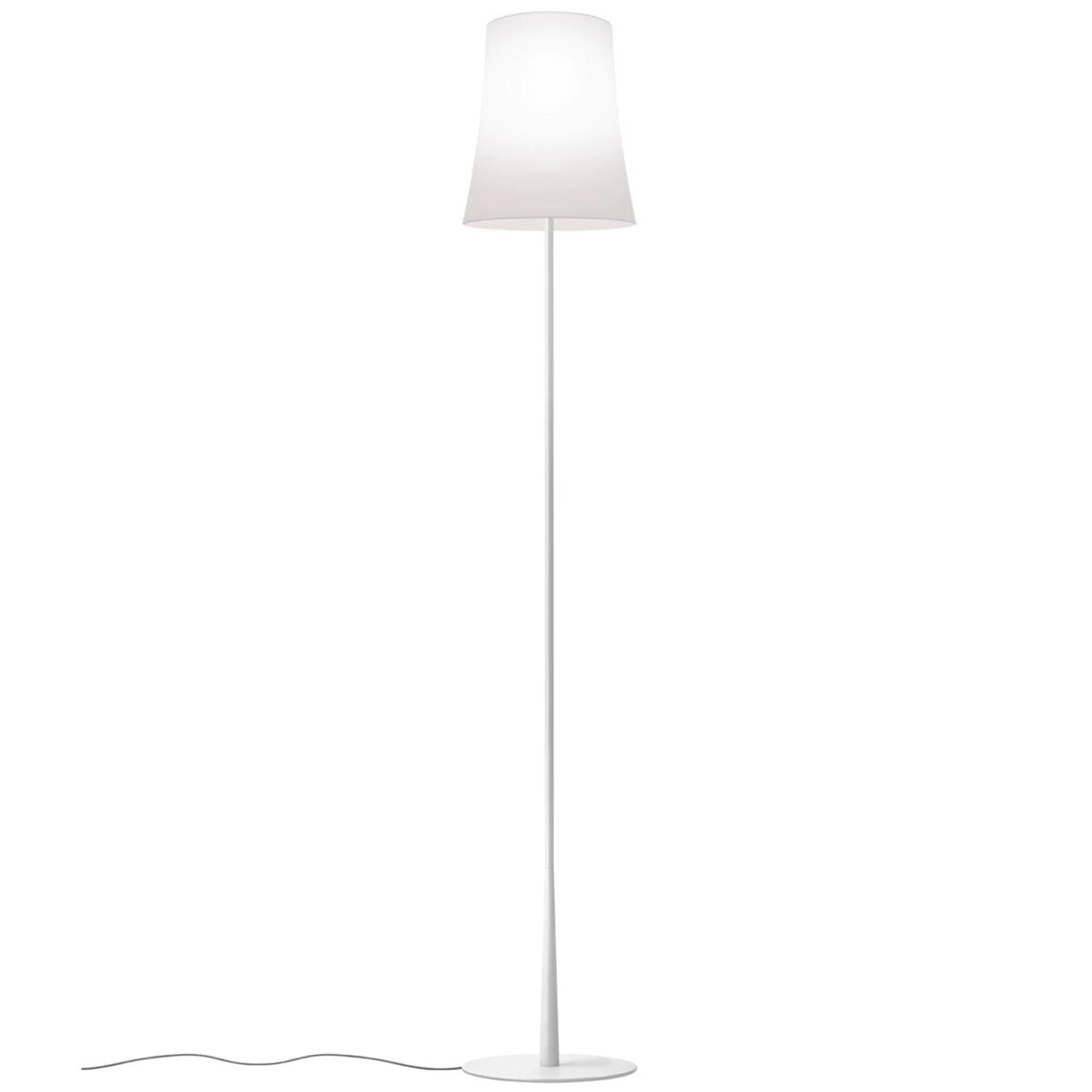 Foscarini Birdie Easy Floor Lamp, White