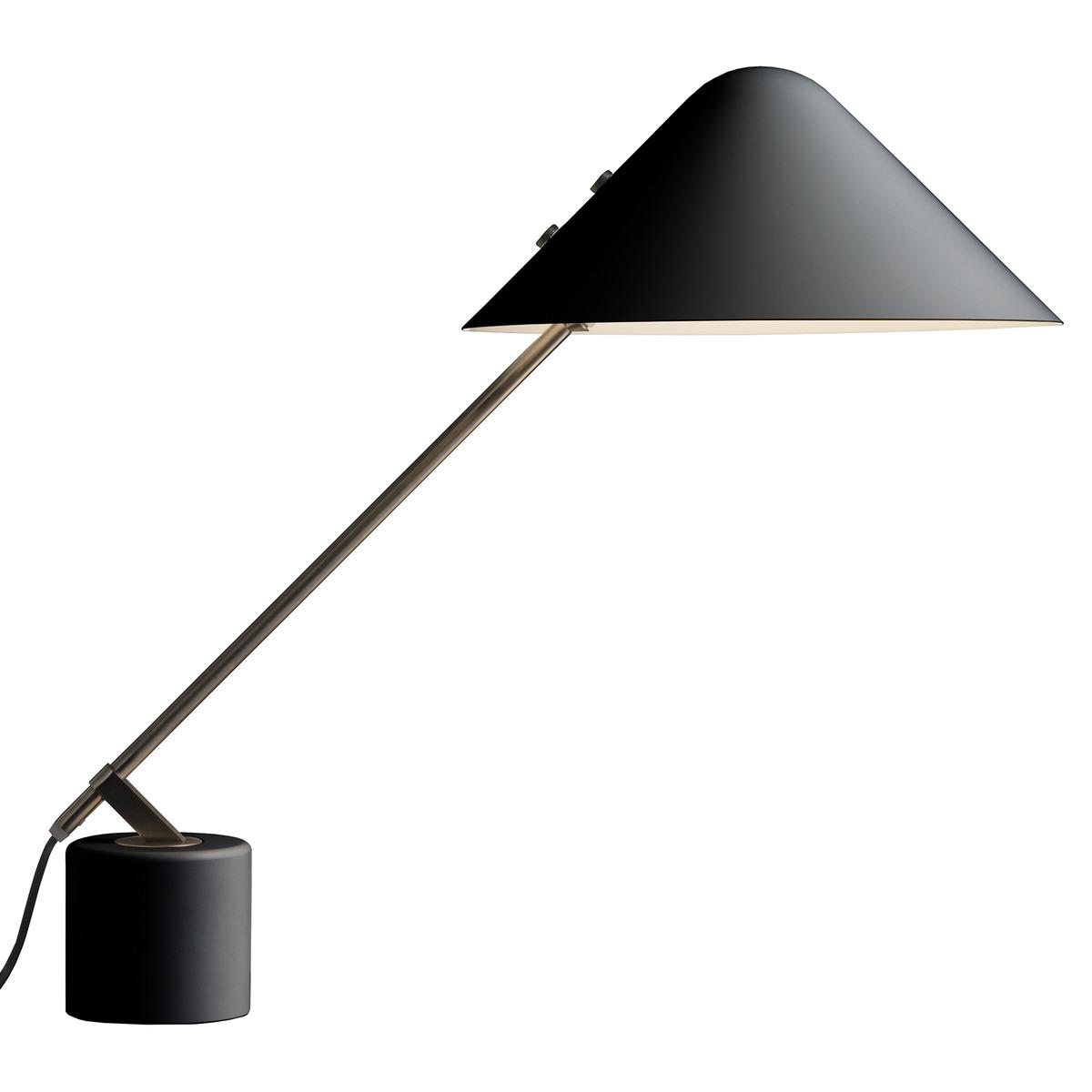 Pandul Swing Vip Table Lamp, Black