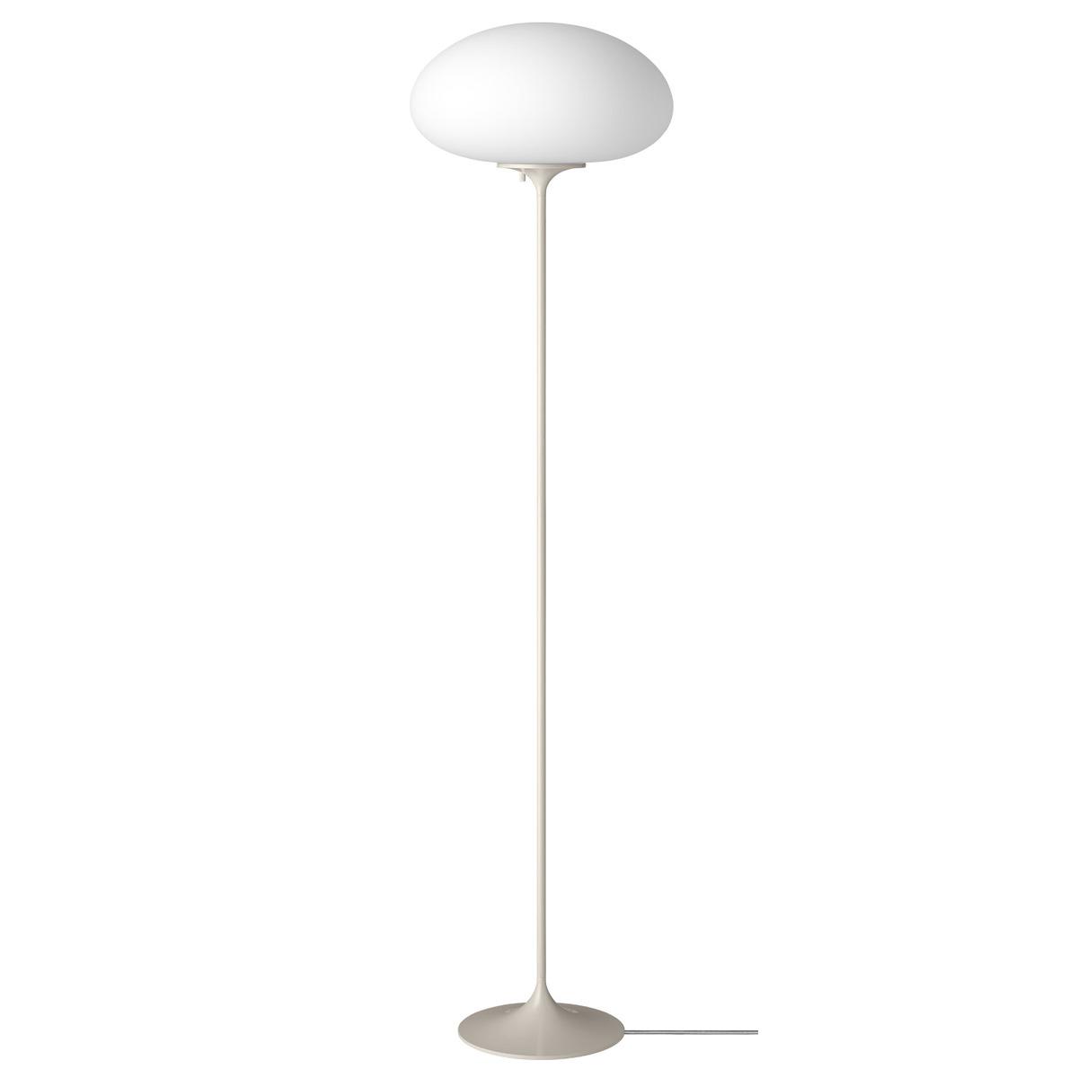 Gubi Stemlite Floor Lamp, 150 Cm, Pebble Grey