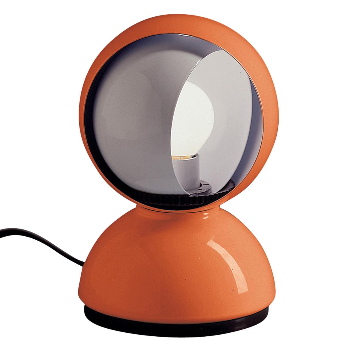 artemide eclisse table ceiling lamp orange finnish design shop. Black Bedroom Furniture Sets. Home Design Ideas